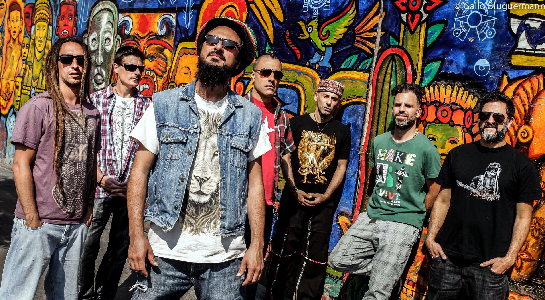 Nonpalidece Primera presentación en Concordia de la banda de reggae de Tigre